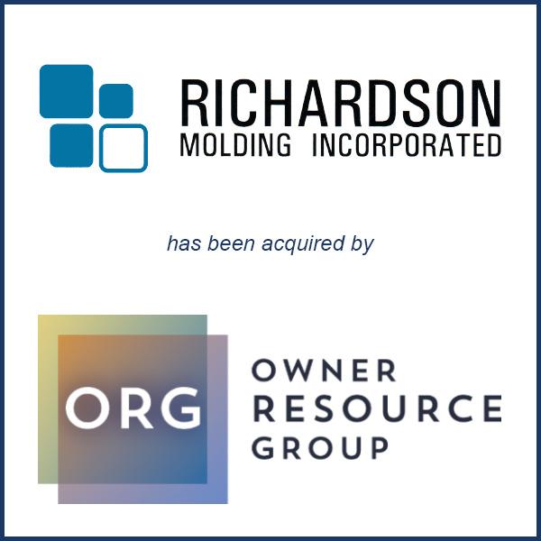 Richardson Molding Acquired - MBS Advisors