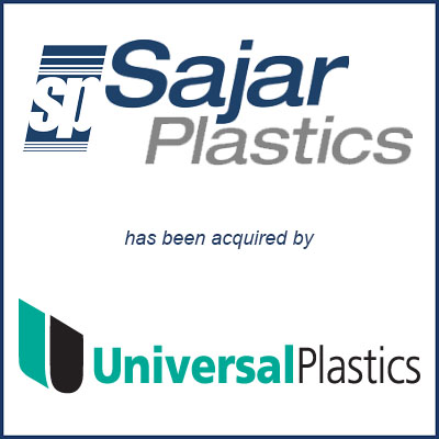 Sajar Plastics logo